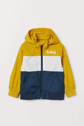H&M Hooded Windbreaker