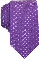 Bar III Men's Easton Floral-Pattern Skinny Tie, Only at Macy's