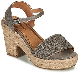 Refresh LINO women's Sandals in Silver