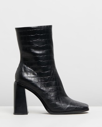 Siren Women's Heeled Boots - Belmar - Size One Size, 40 at The Iconic