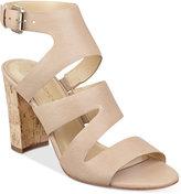 Marc Fisher Paxtin Strappy Sandals