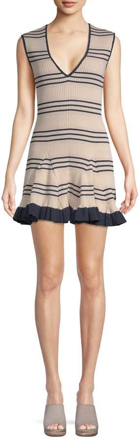 Alice McCall Women's Frenchie Striped Dress