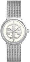 Tory Burch 'Reva' Mesh Strap Watch, 36mm