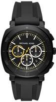 Michael Kors Bax Black Dial Men's Chronograph Watch MK8554