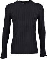 Dolce & Gabbana Wool Ribbed Sweater