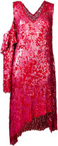 Magda Butrym - sequin embellished dress - women - Silk/Polyester - 36