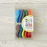 Left Right Crayons (Set of 10)