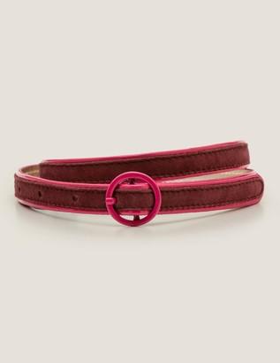Piped Waist Belt