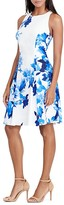 Lauren Ralph Lauren Floral-Print Cutout Dress