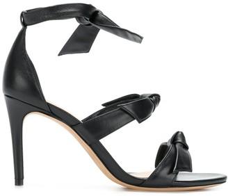 Alexandre Birman bow tie high heel sandals