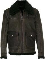 Belstaff shearling jacket