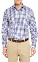 Peter Millar Men's 'Chateau' Regular Fit Check Sport Shirt