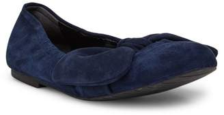 Kenneth Cole New York Pauline Suede Bow Flat