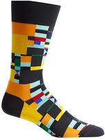 Ozone Men's Radical Geometry Socks