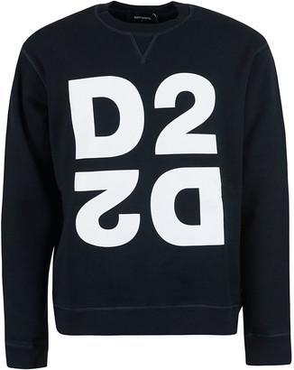 DSQUARED2 D2 Logo Sweatshirt