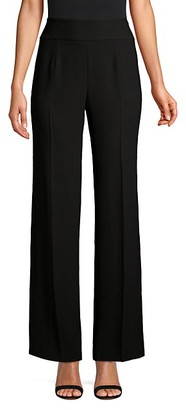 Elie Tahari Haidee Side Slit Pants