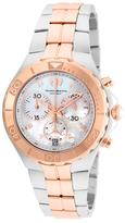 Technomarine Sea Stainless Steel White Dial 5040.D Quartz Watch, 40mm