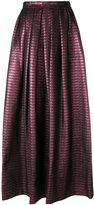 Ultrà chic high-waisted maxi skirt