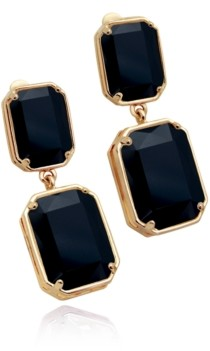 T Tahari Clip Drop Earring