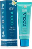Coola Classic Sport Face SPF50 White Tea