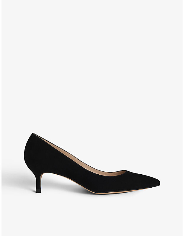 218fb60f77 Lk Bennett Suede Court Shoes - ShopStyle UK