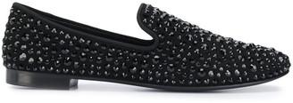Giuseppe Zanotti David loafers