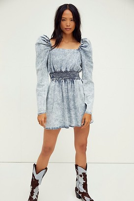 Free People Molly Mini Dress