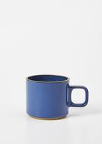 Hasami blue small mug