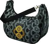 Petunia Pickle Bottom Glazed Touring Tote - Evening in Innsbruck
