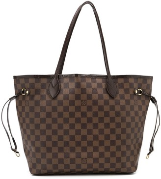 Louis Vuitton Pre Owned The Neverfull MM tote