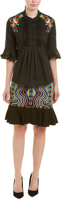 Zeraco Lanyayi 2Pc Blouse & Skirt Set