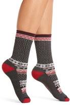 Smartwool Women's 'Cozy Cabin' Crew Socks