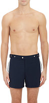 Solid & Striped MEN'S THE KENNEDY SWIM TRUNKS-NAVY SIZE S