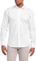 Bogosse Contrast Stitch Button-Down Shirt