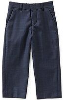 Class Club Gold Label Little Boys 2T-7 Sharkskin Dress Pants