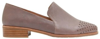 Sandler Shade Taupe Multi Flat Shoes