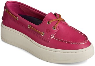 Sperry Authentic Original Platform Boat Shoe