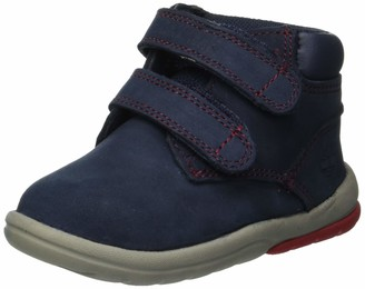 Timberland Unisex Babies Toddle Tracks Hook And Loop Boots