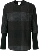 Stephan Schneider oversized check sweater