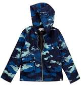 Sovereign Code Human Windbreaker Jacket (Little Boys & Big Boys)