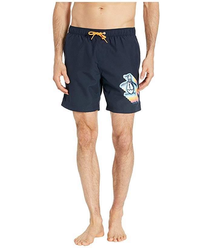 619e4364fd Original Penguin Men's Swimsuits - ShopStyle