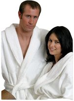 Spa & Resort Two Matching Terry Bathrobes. Great For Couples