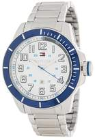 Tommy Hilfiger Men's Essential Bracelet Watch, 46mm