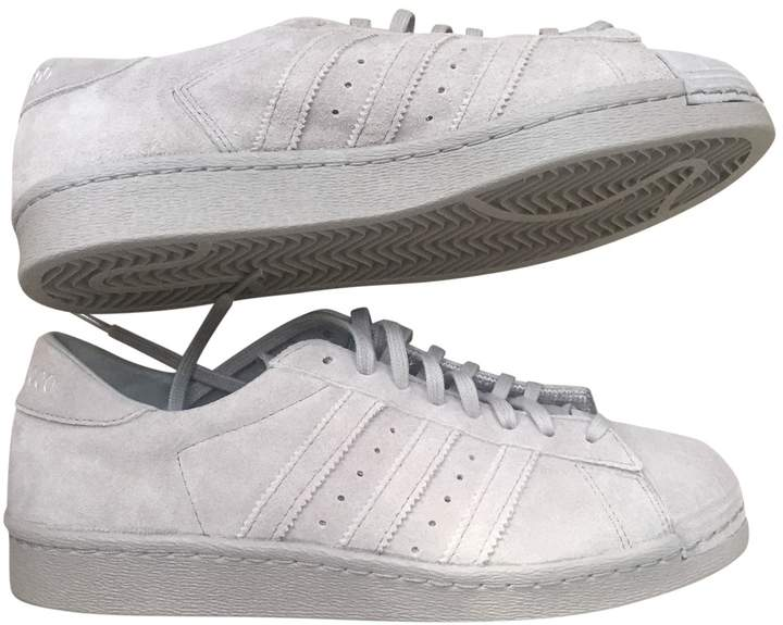 Superstar Superstar Trainers Trainers Grey Trainers Suede Superstar Grey Suede Grey Suede IWH29EDY