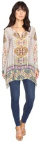 Johnny Was Tempo Flair Blouse Women's Blouse