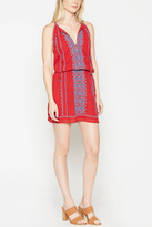 Joie Picard Embroidered Dress