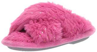 Dearfoams Kids' Slide Slipper