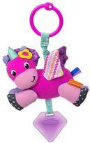 Infantino Jinglin Gem Jittery Unicorn Pal Activity Toy