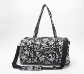 Vera Bradley Signature Medium Travel Duffel Bag