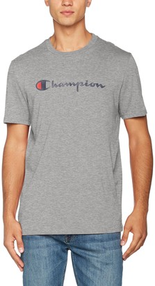 Champion Men's Classic Logo T-shirt T Shirt